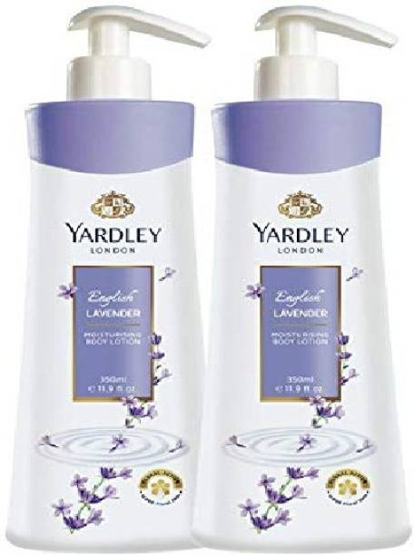 YARDLEY English Lavender Lotion 350Ml*2 Pcs