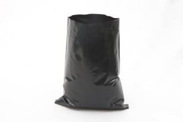 aaryason Nursery Cover Black - 6 X 8 Inch Small Size with quantity of 100 Bags Grow Bag Grow Bag