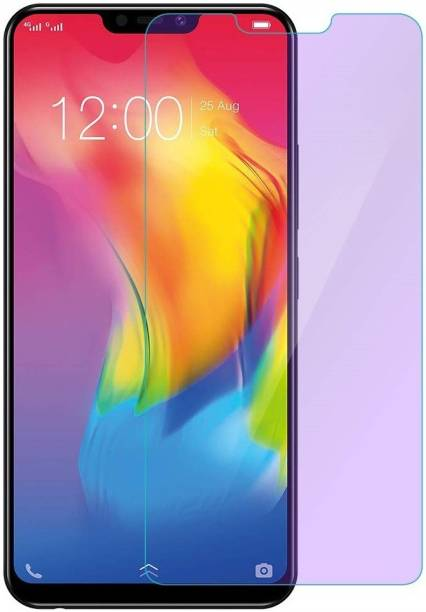 FlipSmartGuard Edge To Edge Tempered Glass for Vivo Y83, Vivo Y83 Pro, Vivo Y81, Vivo Y81i, Vivo V9, Vivo V9 Youth, Vivo V9 Pro, Realme C1, Realme 2, Oppo A5, OPPO F7, Oppo A3s, OnePlus 6, Huawei Nova 3i (Anti Blue)