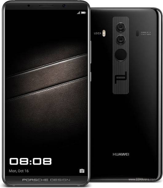 Gizmo Zone Front and Back Screen Guard for Huawei Mate 10 Porsche Design (Transparent) (Pack of 2 Front (9H Hardness Tempered) & Back (TPU))