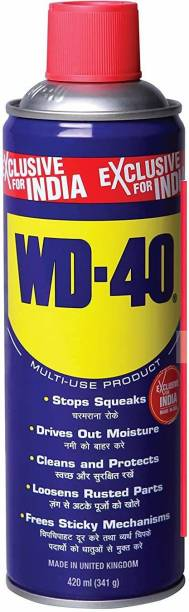 WD40 Multiple Maintenance 420 ml Rust Removal Aerosol Spray