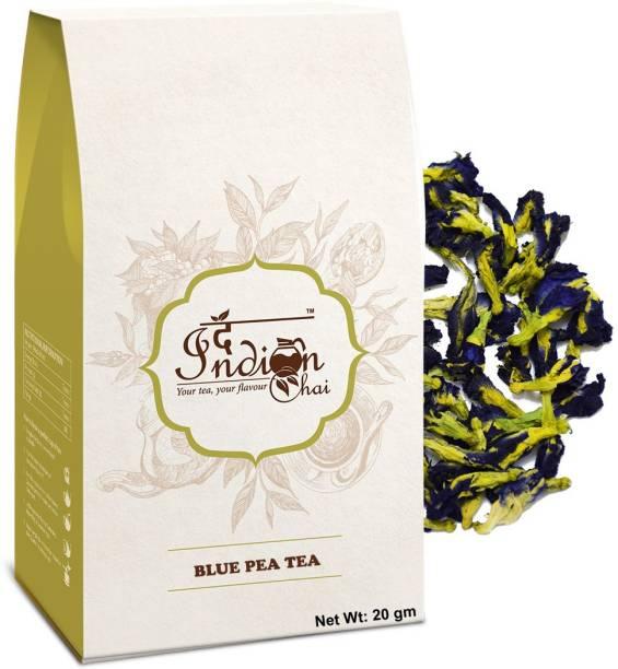 The Indian Chai Blue Pea Butterfly Tea Herbal Tea Vacuum Pack