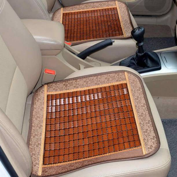 USP Wooden Bead Seating Pad For  Maruti Suzuki, Hyundai, Toyota, Honda, Jeep, Mahindra, Audi, Range Rover, Mercedes Benz 800