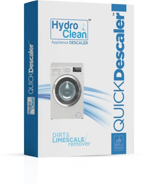 hydro clean Appliance Descaler Dirt and Limescale remover for Washing Machines 100 gram(Pack of 1) Detergent Powder 100 g