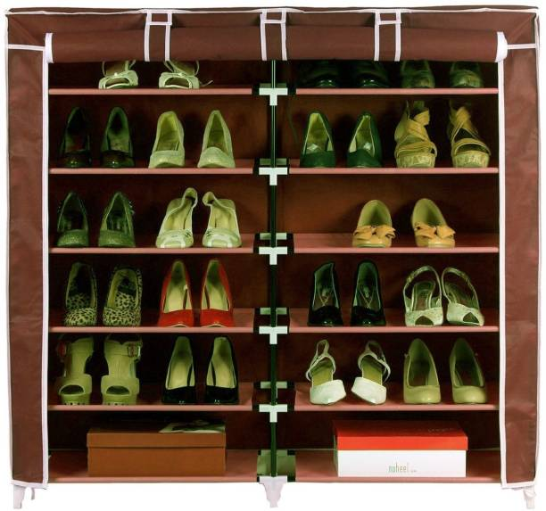 Gade Metal Collapsible Shoe Stand