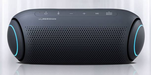 LG XBOOM GO PL5 Water-Resistant With 18 Hours Playback 20 W Bluetooth Speaker