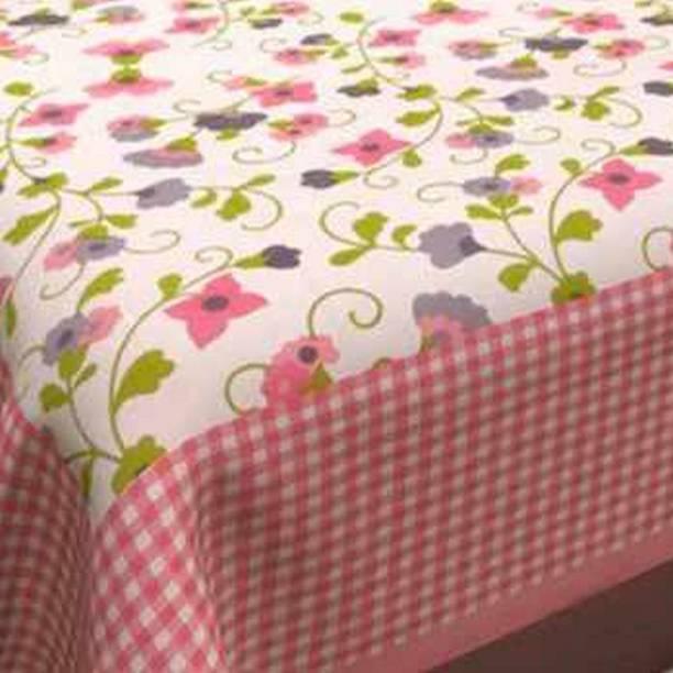 Dreamline Decor 104 TC Cotton Double Printed Bedsheet