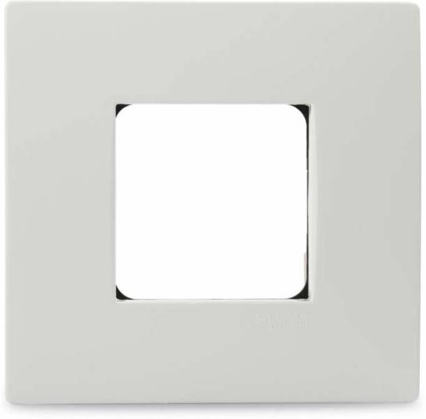 Schneider Electric Opale-2 Module Grid and Cover Plate(Pack of 10) Wall Plate