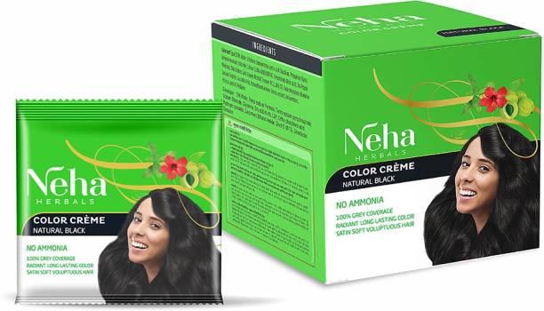 Neha Herbals NCC - Natural Black , Natural Black