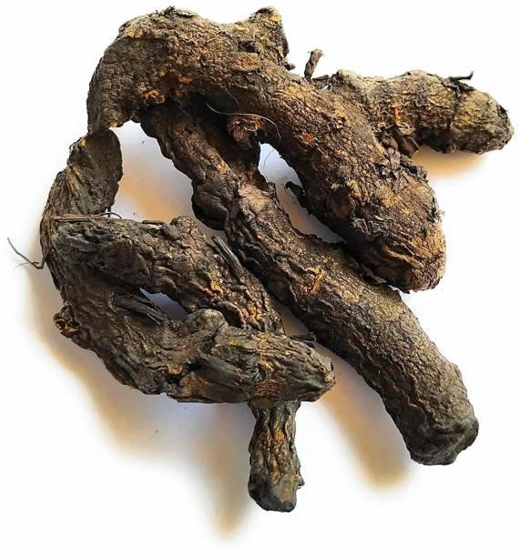 ACHLESHWAR 100% Pure Natural Kali haldi for Pooja.Black Turmeric,karumanjal.Standard, Black