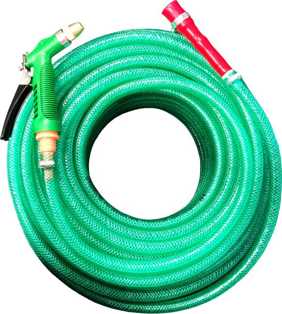 Garbnoire Heavy Duty 3 Layered Braided Water Hose Pipe Hose Pipe