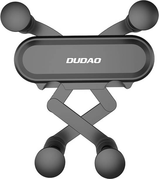 DUDAO F7A Five Point Smart Retractable Brackets Support Car Phone Holder Mobile Holder