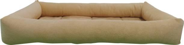 "Dogerman Soft Velvet Dog Cat Pet Bed Pad (24""x18""x3"" inch) Medium M Pet Bed"