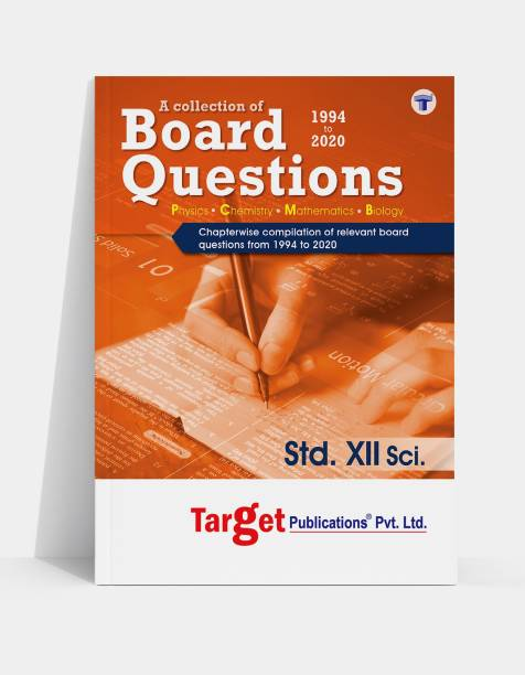 Std 12 Science Board Chapter Wise Questions | HSC Topic Wise Board Questions PCMB - 1994 To 2020 | Maharashtra Board New Syllabus