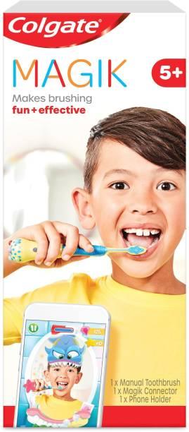 Colgate Magik Smart Toothbrush for Kids Extra Soft Toothbrush