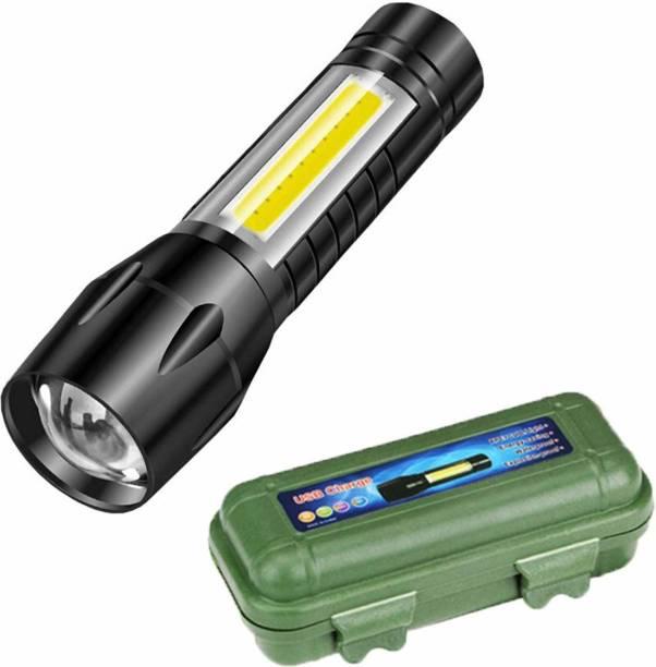 SuryaHC 3Mode Emergency LED Light Torch Emergency Light