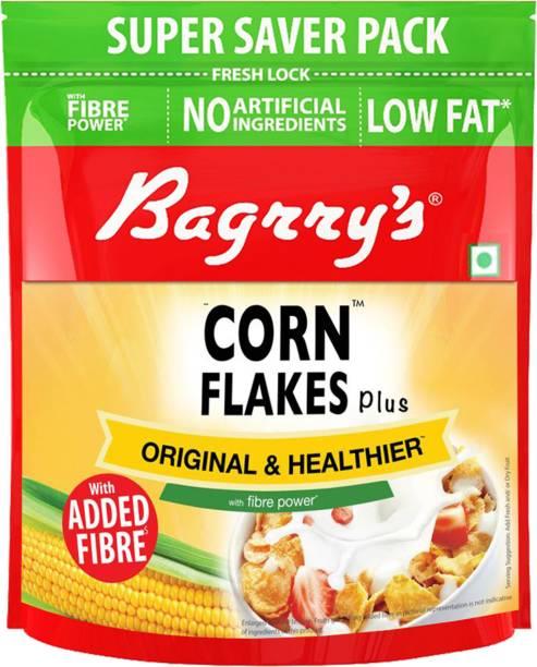 Bagrry's Corn Flakes Plus Original and Healthier