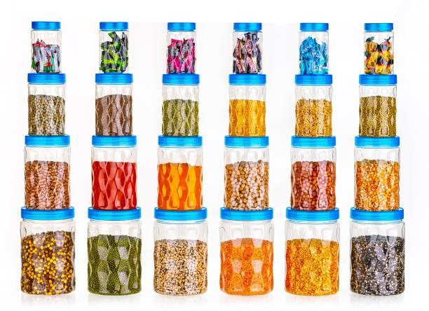 Savorier  - 650 ml, 350 ml, 1200 ml, 250 ml Plastic Utility Container
