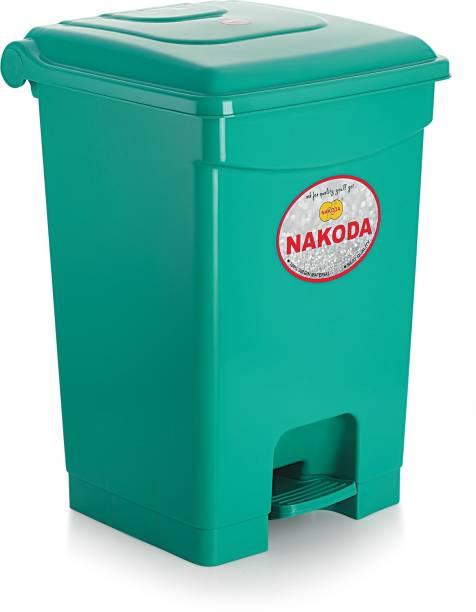 nakoda Modern squarereen) pedal dustbin (30Ltr) (g Plastic Dustbin