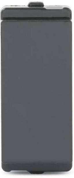 Schneider Electric Livia-1 Module Blank off Unit - Pebble Grey (Pack of 40) Wall Plate