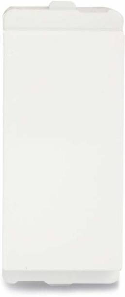 Schneider Electric Livia-1 Module Blank off Unit - White (Pack of 40) Wall Plate
