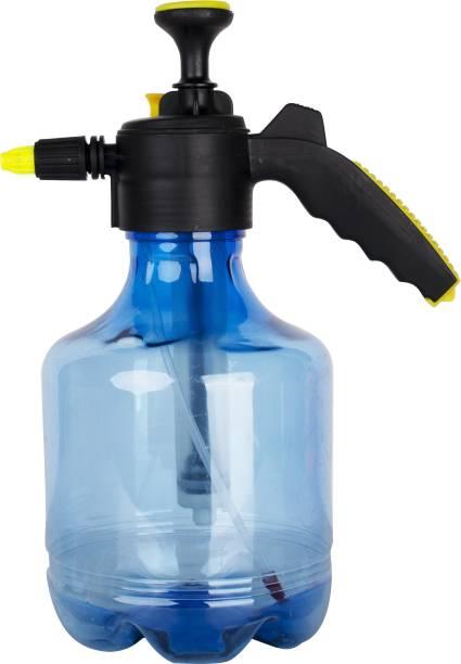 AGROPLUS 3 L Handheld Garden Pressure Sprayer with Brass Nozzle 2 Liter. Plant Protection Sprayer.Pressure Pump Sprayer for Gardening. 3 L Hand Held Sprayer