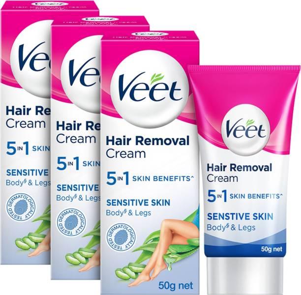 Veet Silk and Fresh Hair Removal - Sensitive Skin Cream
