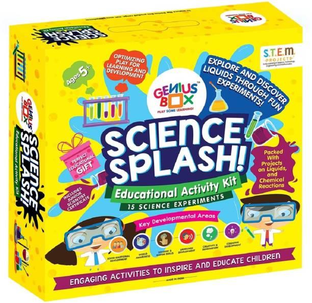 Genius Box Science Splash Kit