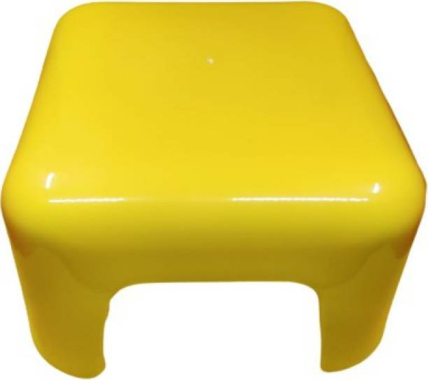 DawnRays Deluxe Stool for Kitchen and Bathroom Very Strong Built Attractive Looking Unbreakable Plastic Stool Comfortable Seating Patla/Patra/Step Stool/Mini Stool for Home- Stool