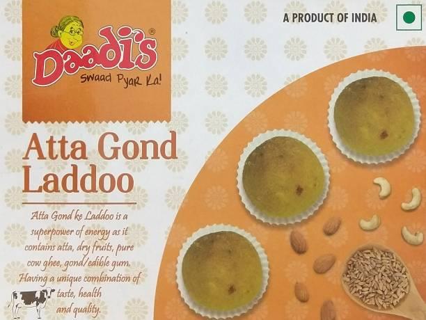 Daadi's Atta Gond Box