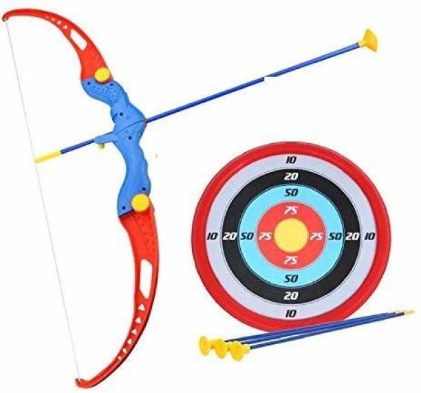 Monash Archery Set for Kids-Bow with 3 Suction Arrow for Kids Bows & Arrows Archery Kit