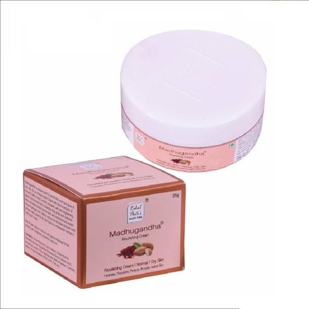 Rahul Phate's Research Product Madhugandha Skin Nourishing cream