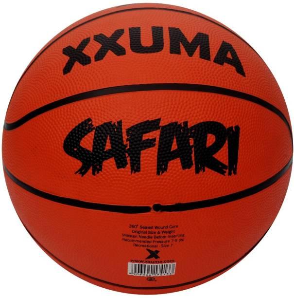 XXUMA Safari Basketball - Size: 7