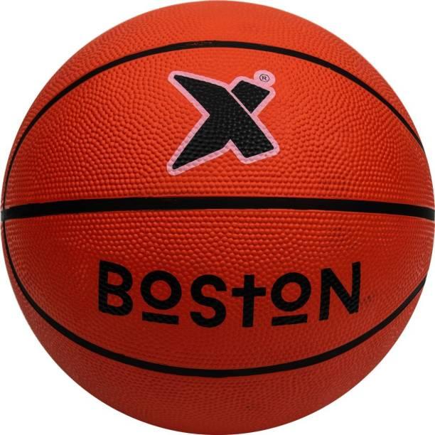 XXUMA Boston Basketball - Size: 7