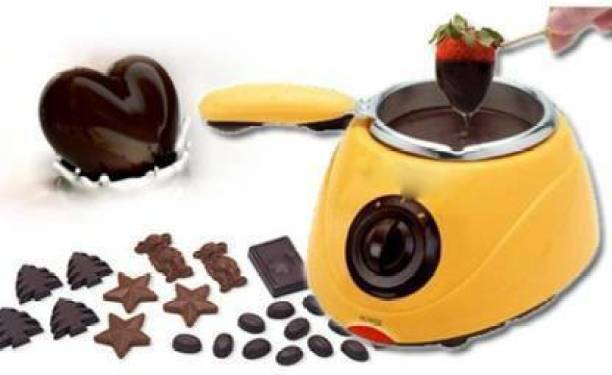 CELLFORCE electric chocolate maker & pan Round Electric Pan