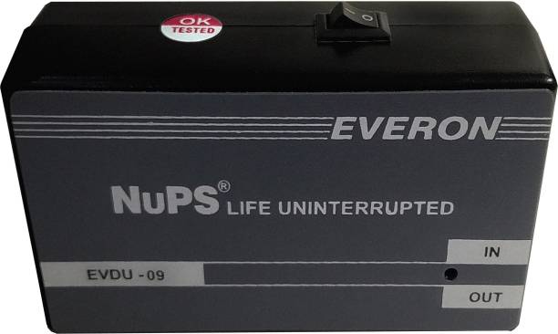 NuPS EVDU-09 Power Backup for Router