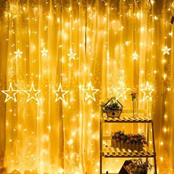 A one creations 320 inch Yellow Rice Lights