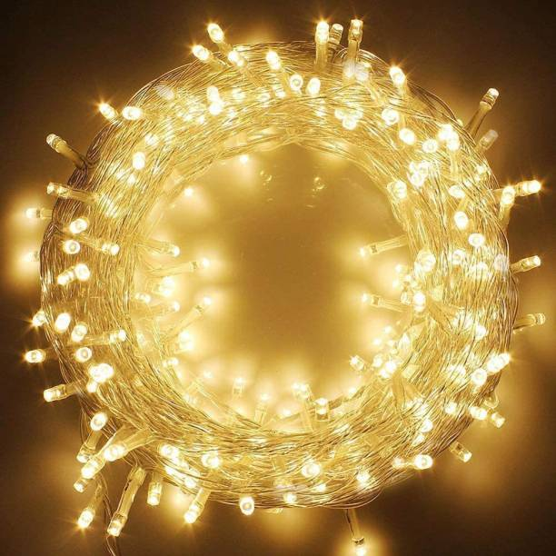 Home Delight 472 inch Yellow Rice Lights