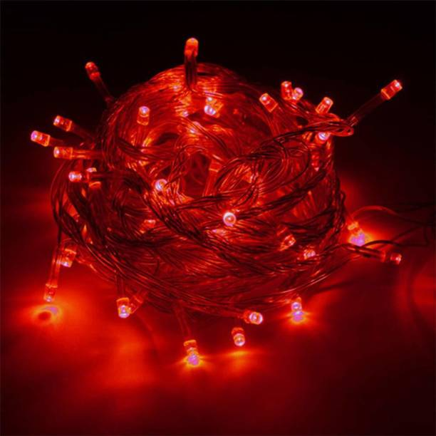 Home Delight 472 inch Red Rice Lights