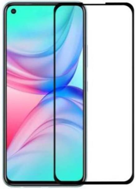 Desirtech Edge To Edge Tempered Glass for Infinix Hot 10