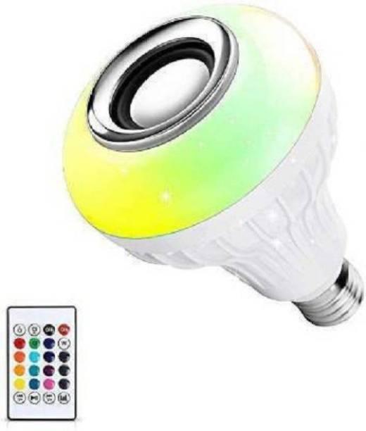 CONNI Color Changing Bulb & Bluetooth Speaker New light bulb Smart Bulb