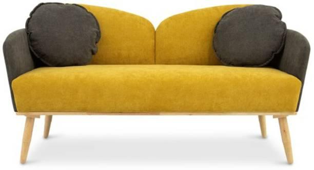 janzofurnitures Fabric 2 Seater  Sofa