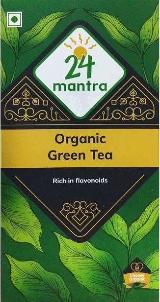 24 Mantra Green Tea Box