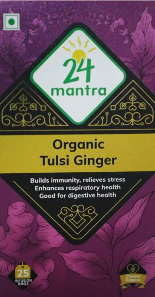 24 Mantra Herbal Infusion Bags Box
