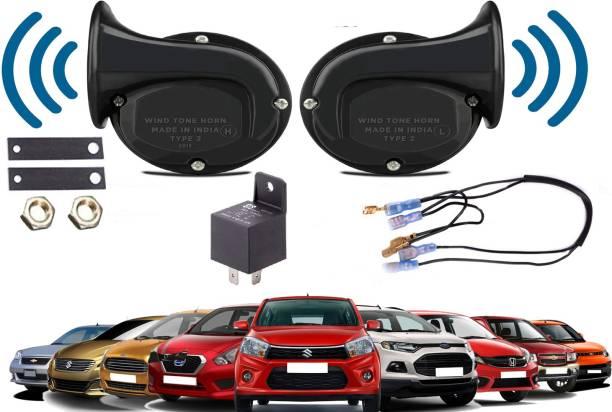 SHOP4U Horn For Universal For Car