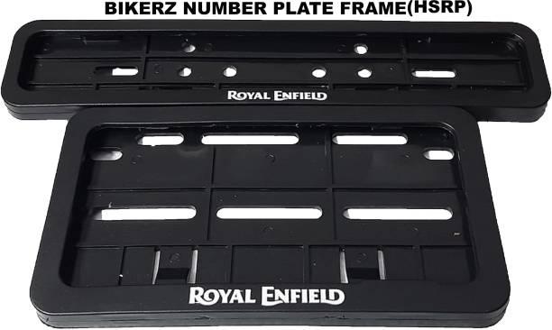 BikerZ ROYAL ENFIELD ALL MOTORBIKE Bike Number Plate