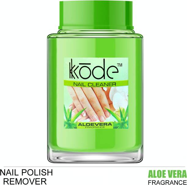 kKode Dip & Twist Instant Nail Paint Remover Enriched with Vitamin E & Olive Oil , Acetone Free With Strawberry Fragrance