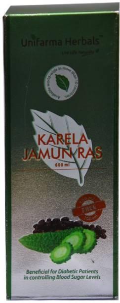 Unifarma Herbals Karela Jamun Ras