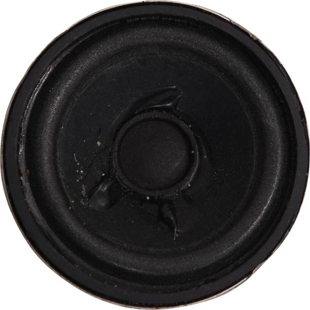 Barry John 8 Ohm 10 Watt Round Internal Magnet Stereo Speaker 8 Ohm 10 Watt for LCD LED TV or Any Other Compatible Device Thickness 1.3 inch (1 Piece) Component Car Speaker
