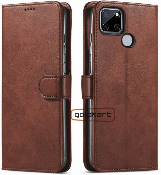 GoldKart Back Cover for Realme Narzo 20, Realme C12, Realme Narzo 30A